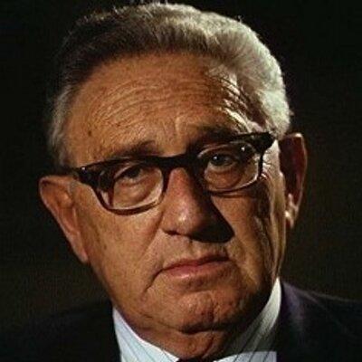 Henry Kissinger fake
