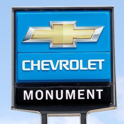 Monument Chevrolet Monumentchevy Twitter