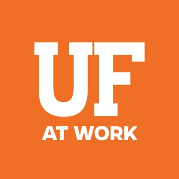 UF at Work (@UFatWork) Twitter profile photo