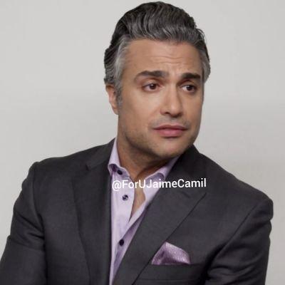 Jaime Camil =) Erick Elías ❤️ Iana