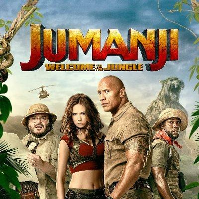 Jumanji Welcome To The Jungle 2017 Full Movie Sub Jumanji Sub Twitter