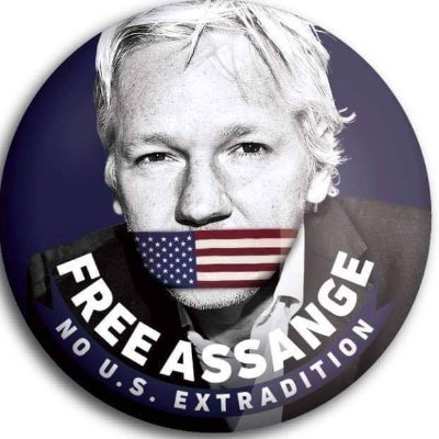 Free Assange, now!! ALL lives matter!!