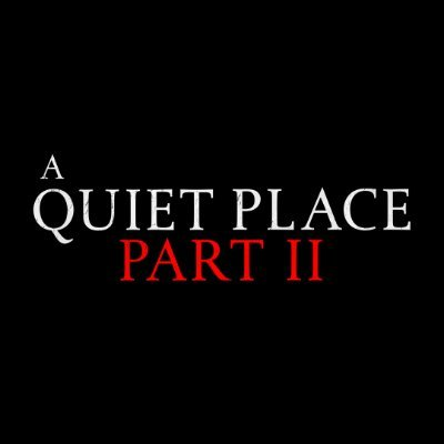 quietplacemovie (@quietplacemovie) Twitter profile photo