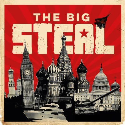 The Big Steal Podcast (@BigStealPodcast) Twitter profile photo