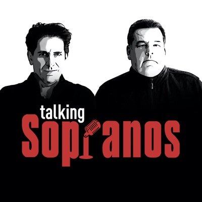 Sopranos co-stars Michael Imperioli and @stevenschirripa host the definitive Sopranos re-watch podcast.