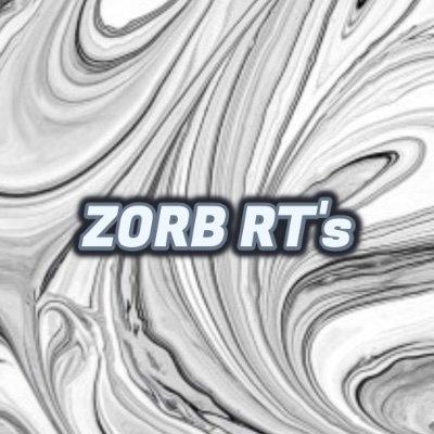 👻 Zorb RT's 👻
