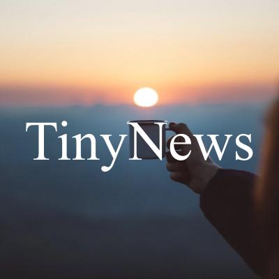 TinyNews - 時事・芸能・エンタメ
