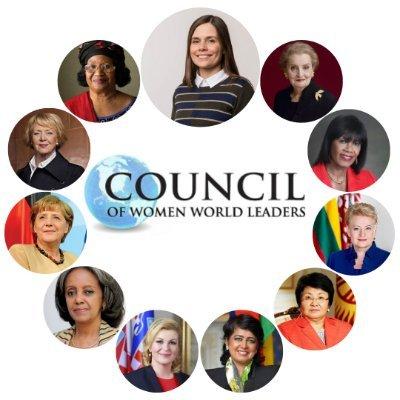 Council of Women World Leaders (@CWWLeaders) Twitter profile photo