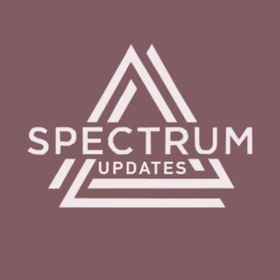 SPECTRUM updates 🌦🌈