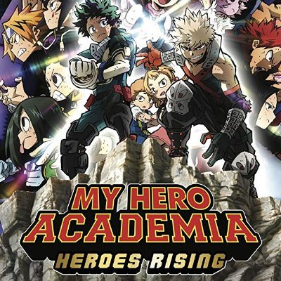 My Hero Academia Heroes Rising 2019 Google Drive Academi20152057 Twitter