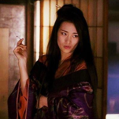 дöчь самурая