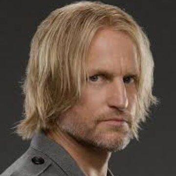 Haymitch And Effie Mockingjay