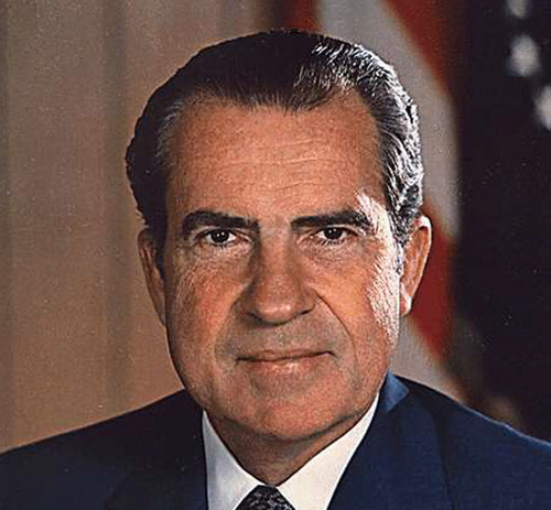 account of the life and presidency of richard milhous nixon Richard milhous nixon, the 37th president of the united states, who was the only  avoided elegiac tones in summarizing his long political life.