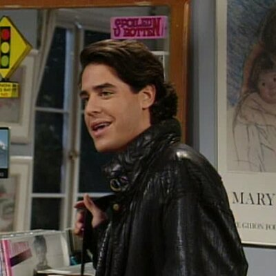 Eric Tramer from Saved By The Bell characters that disappeared