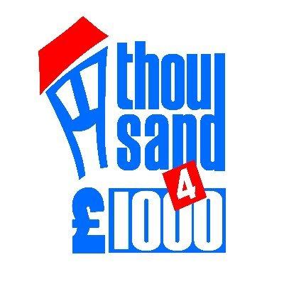 Thousand 4 £1000 (T4K)
