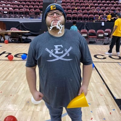 30-4 Forever. Buc fan to the max! The man with the cone and beanie. Just trying to set a standard for all fans.