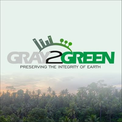Gray2Green Movement (@Gray2GreenMov )