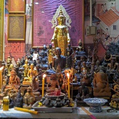 「泰柬緬傳統法咒佛牌聖物/刺符結緣區」