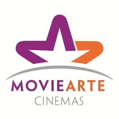 Resultado de imagem para Movie Arte Cinema LTDA logo