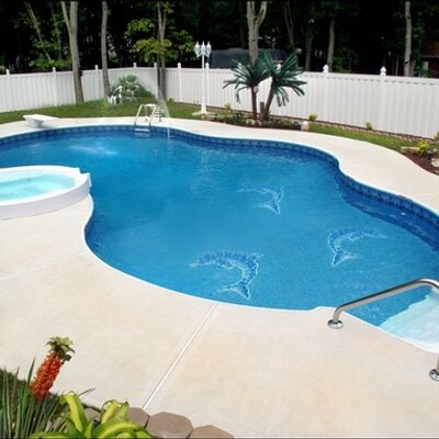 High Quality LI Pool And Patio
