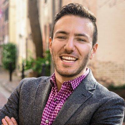 Evan McQuirns (@evandmcquirns) Twitter profile photo