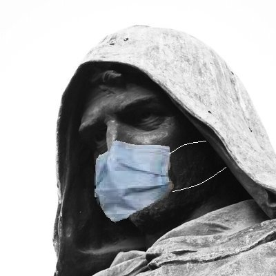 😷 Giordano Bruno 🏳️🏳️🏳️