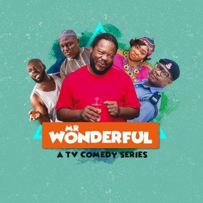 Mr wonderful TV comedy series