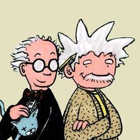 Einstein y Schrödinger