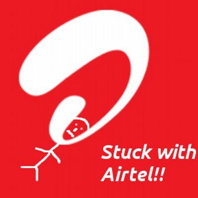 AirTel Absence on Twitter: