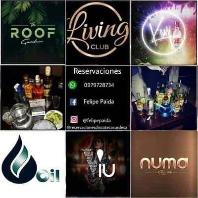Discotecas Urdesa @reservacionesdiscotecasurdesa