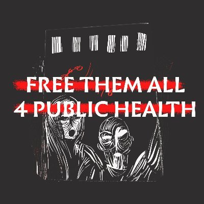 Free Them All For Public Health (@FreeThemAll2020) Twitter profile photo