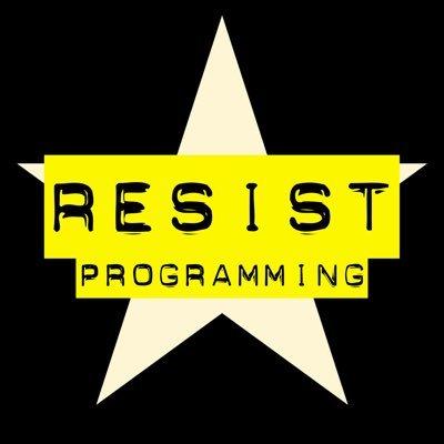 Resist Programming 🛰