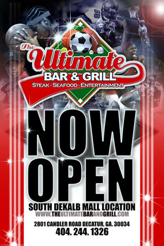 The Ultimate Bar and Grill-The U Bar