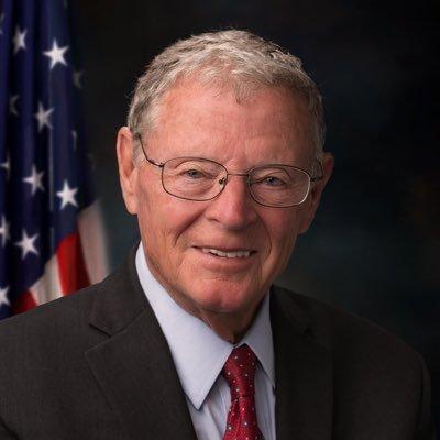 Sen. Jim Inhofe (@JimInhofe) Twitter profile photo