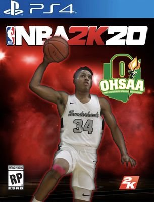 Cincy High School Rosters - NBA 2K20