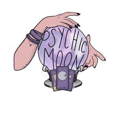✨psychic •moon •and •tarot •reading✨