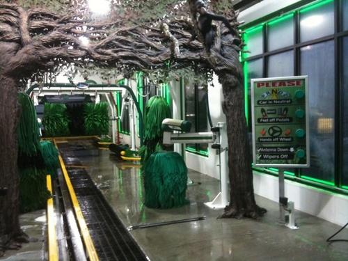 Rainforest Car Wash Mayfield Road
