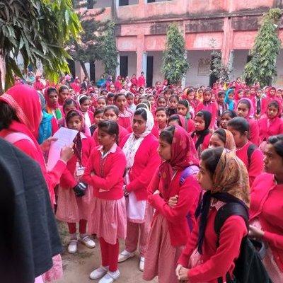 Lalgopal Girls High School (HS) (@LalgopalH) Twitter profile photo