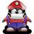 Mario bleibt zuhause