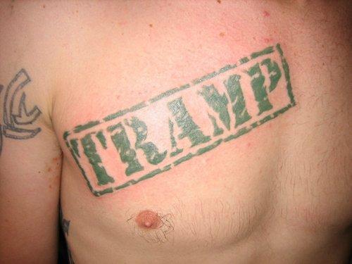 Tramp Stamp Tattoo Trampstamptat