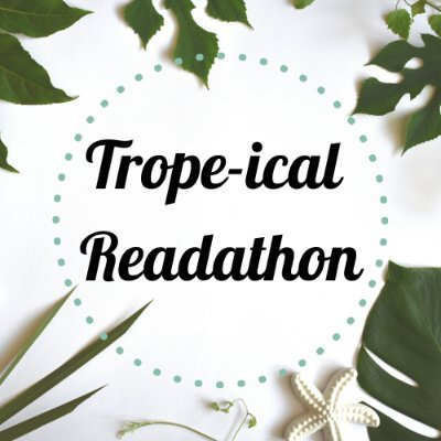 Tropeical Readathon badge