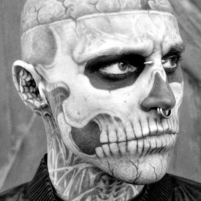 47 Ronin Zombie Boy