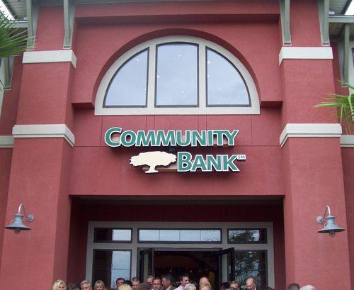 community bank destin