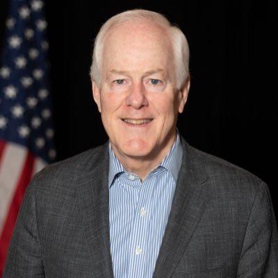Senator John Cornyn (@JohnCornyn) Twitter profile photo
