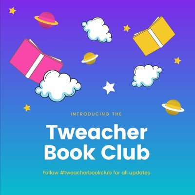 #TweacherBookClub (@TweacherBC) Twitter profile photo