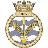 815 Naval Air Squadron (@815NAS )