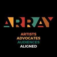 ARRAY (@ARRAYNow )