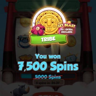 Spin & Coin