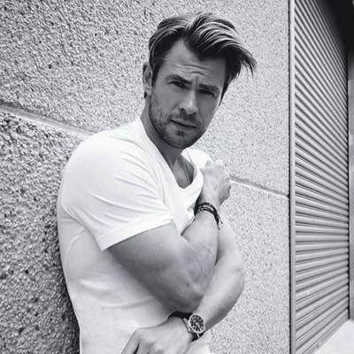 Chris Hemsworth (@chrishemsworth) Twitter profile photo