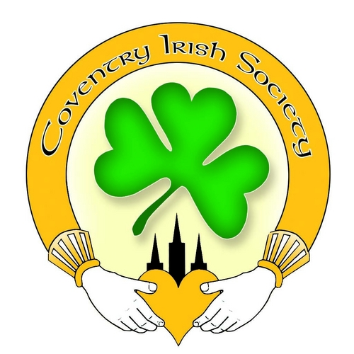 Image result for coventry irish society logo